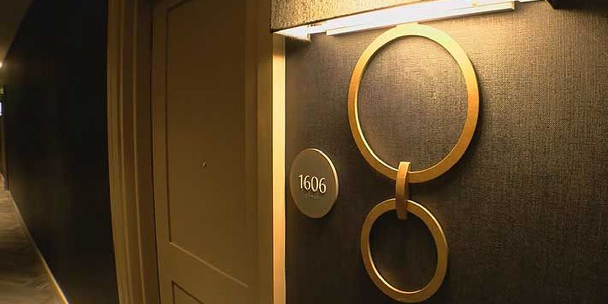 Omni Hotel in downtown Louisville offering permanent stay