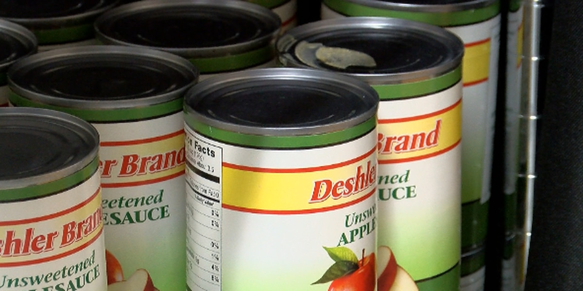Food pantry at Bullitt Central High School helps out families in need