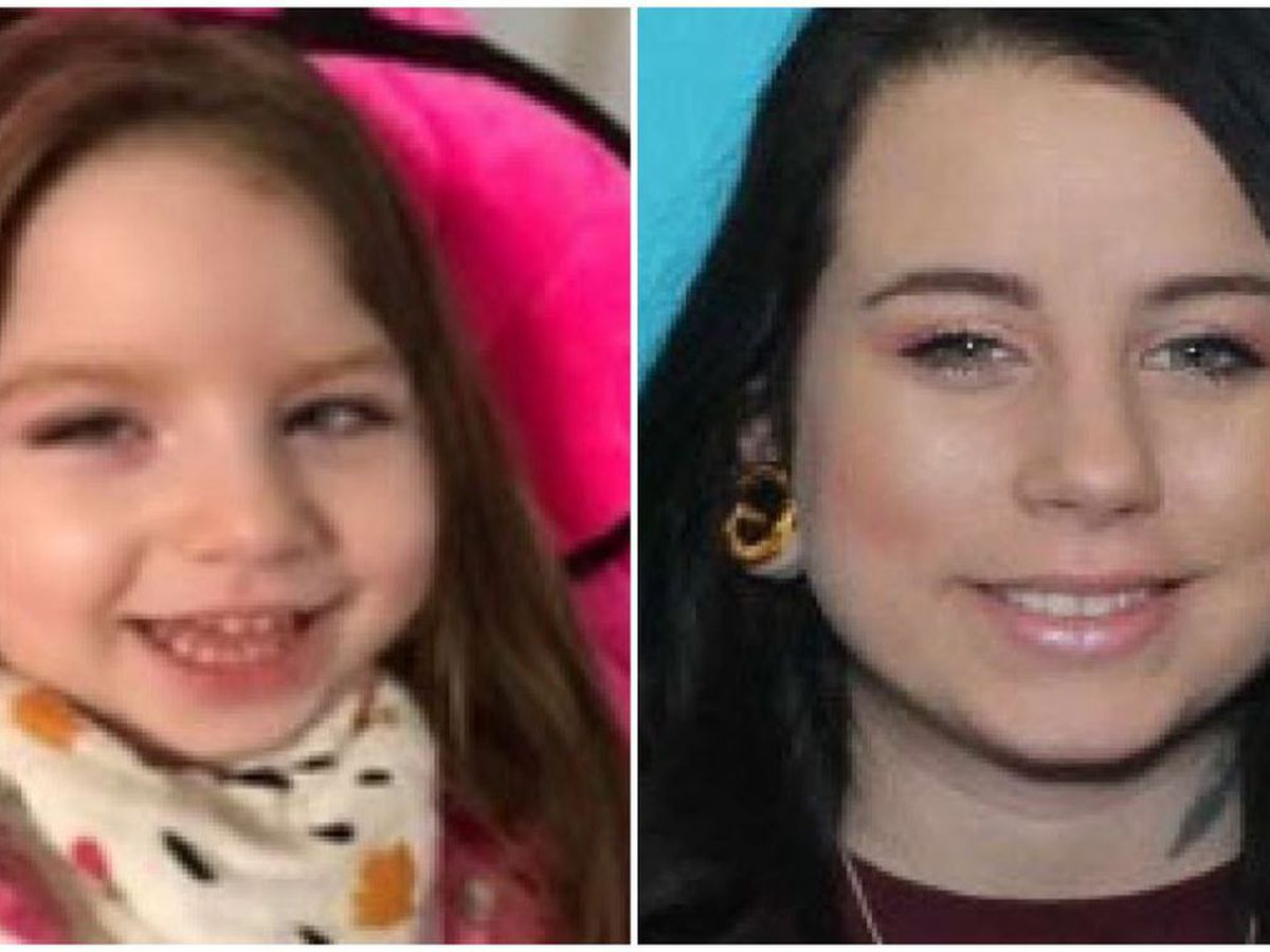 Amber Alert issued for 3-year-old Texas girl