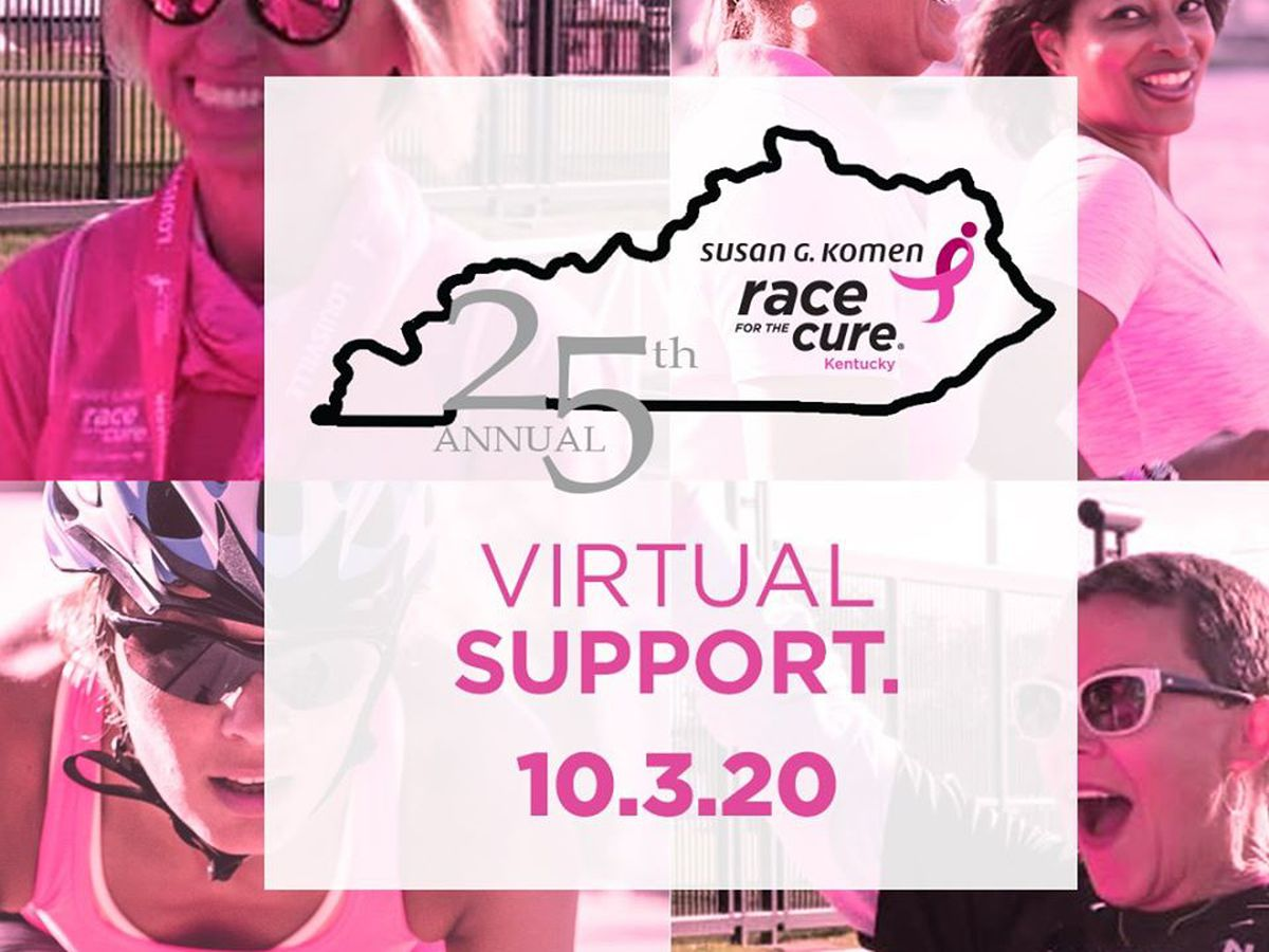 Race for the Cure goes virtual for October event