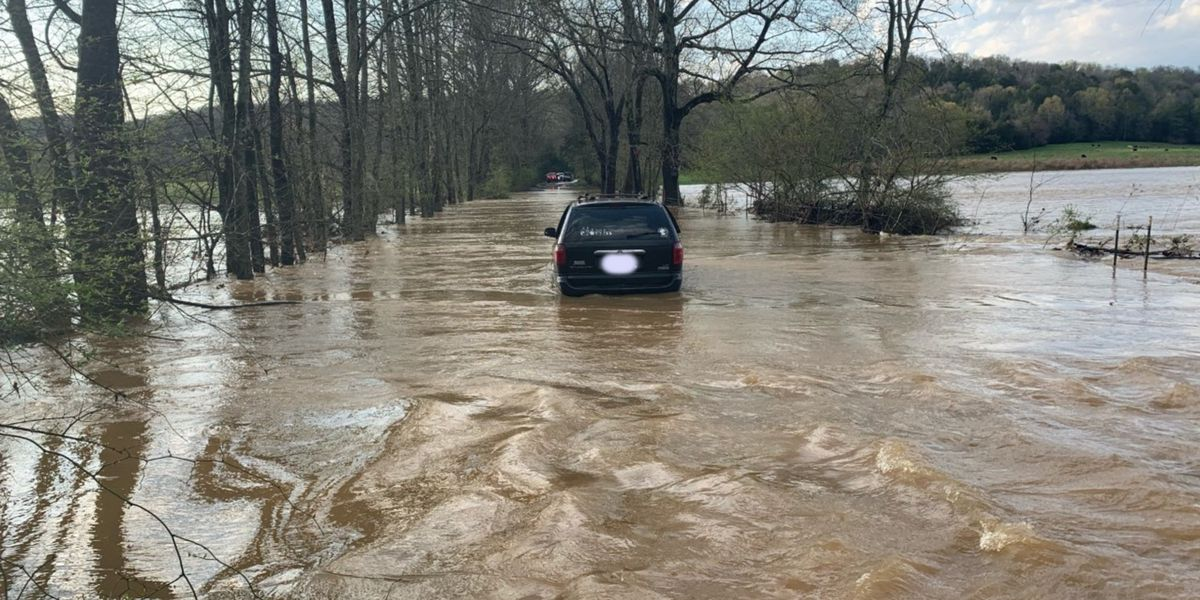 Beshear requests disaster declaration from federal government for flooding