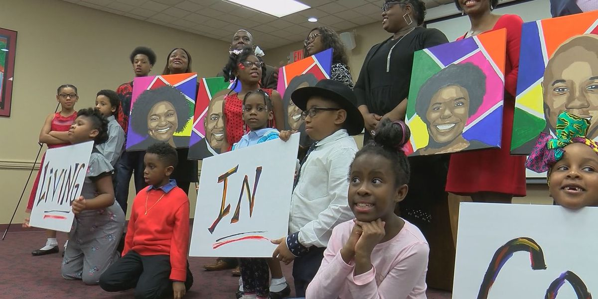 Louisville Urban League honors black community leaders with unique portraits