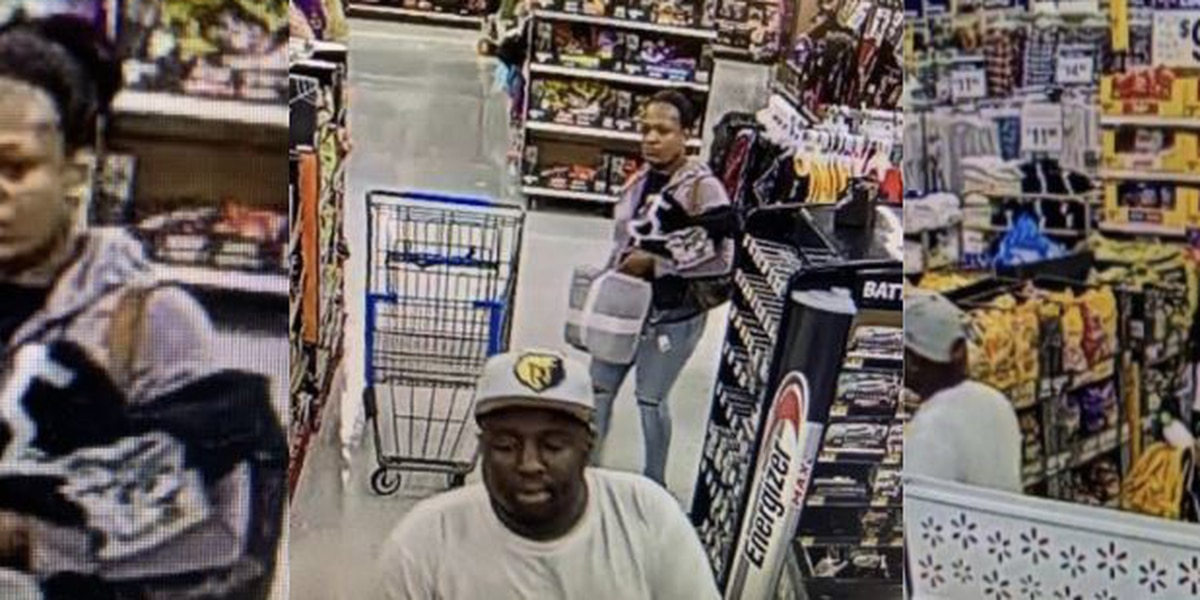Mt. Washington Police searching for shoplifting, car break-in suspects