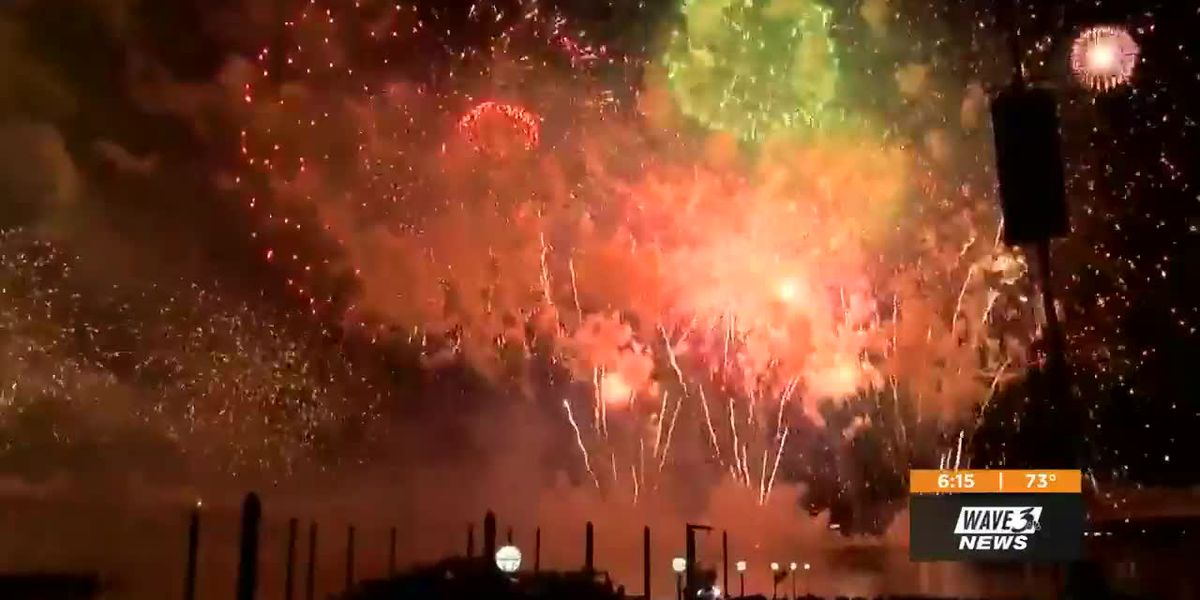 Thunder Over Louisville preparations charge full steam ahead