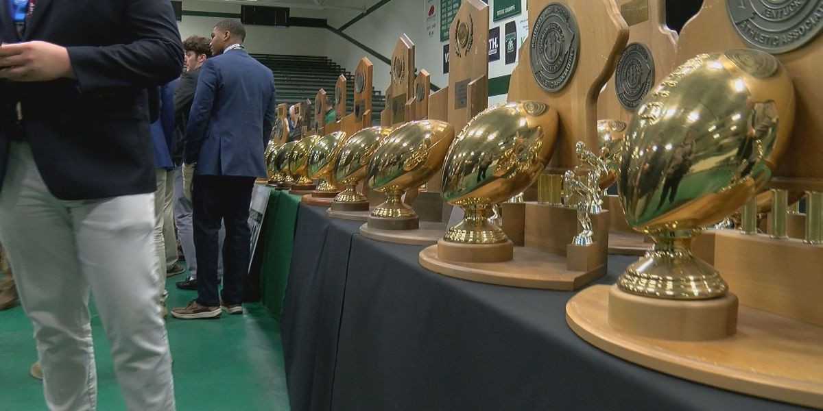 Trinity students celebrate school's 26th State Football Championship