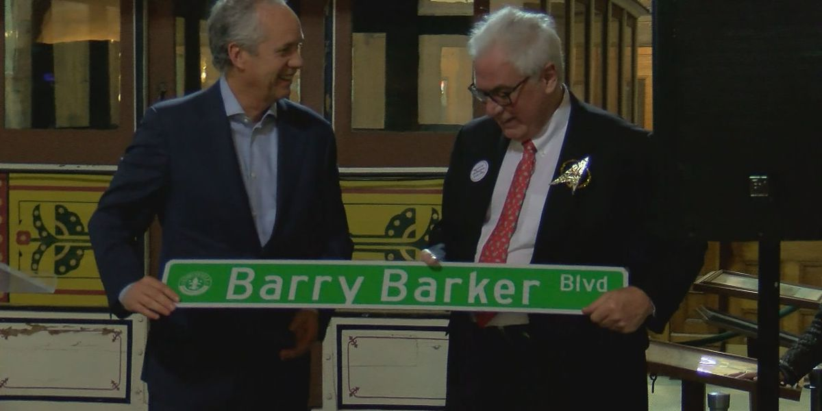 TARC honors longtime executive director Barry Barker