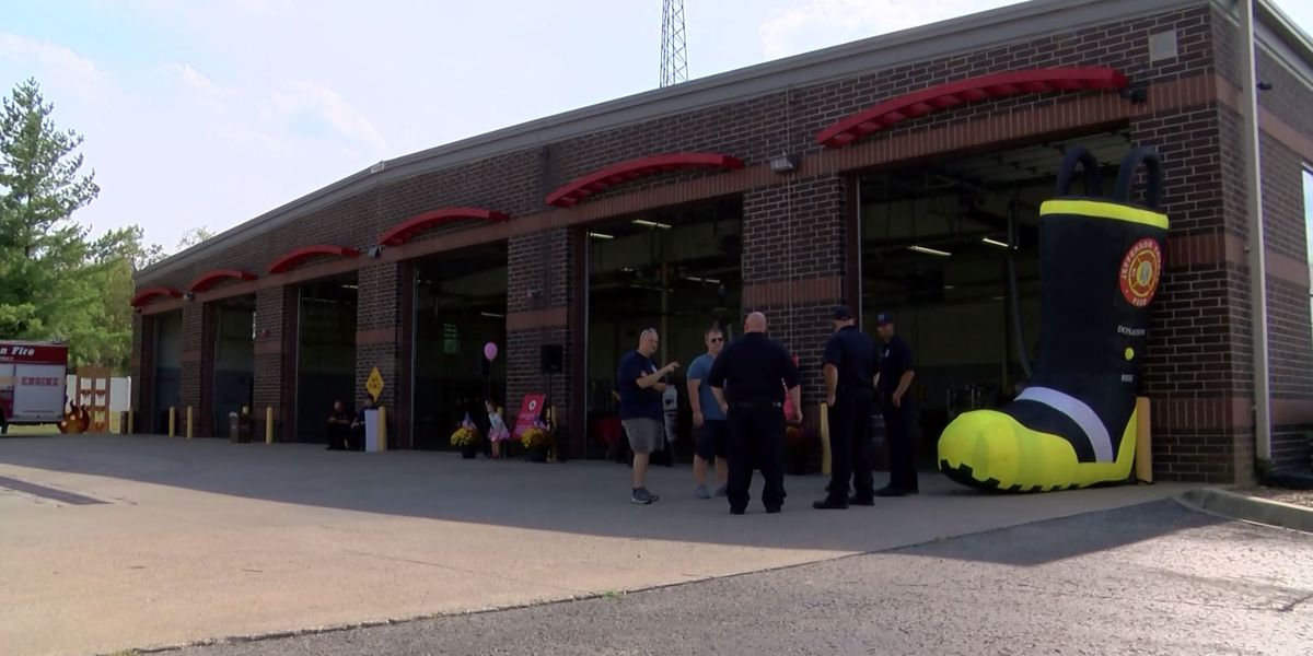 Newly merged fire department celebrates with the community they serve