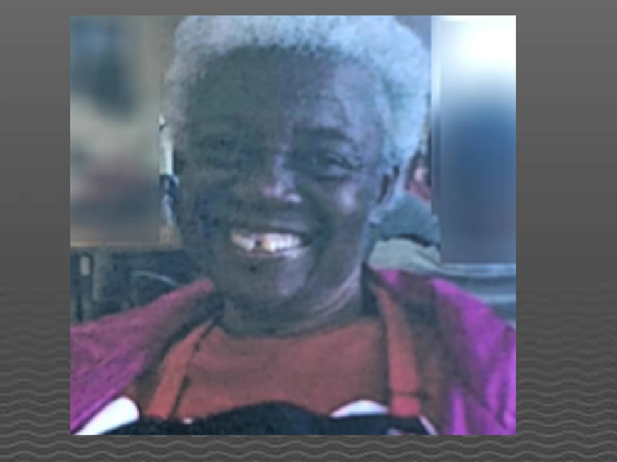 Golden Alert issued for Louisville woman