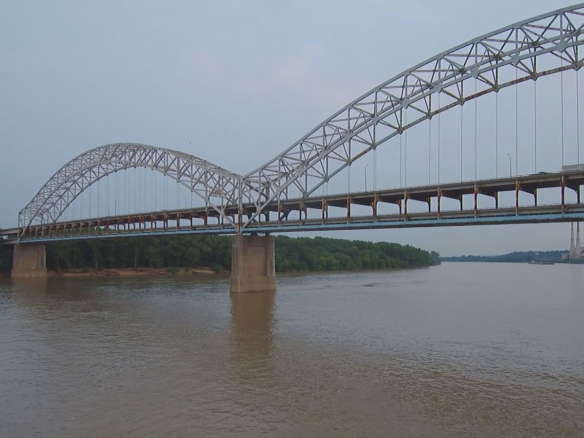 Construction is coming to the Sherman Minton Bridge