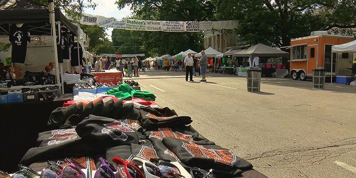 Portland Festival celebrating neighborhood's pride, roots for 44th year