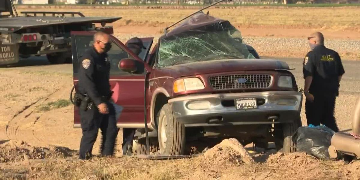 SUV in crash where 13 died came through hole in border fence
