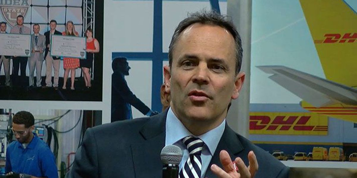 Gov. Bevin joins business, community leaders to talk west Louisville growth