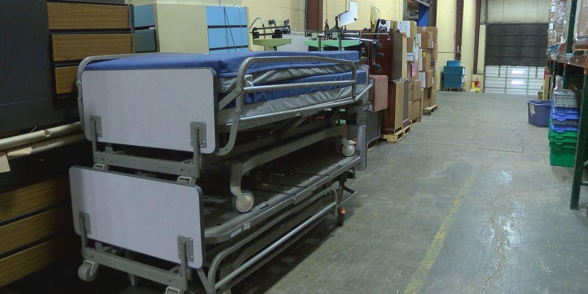 Life-saving supplies sent from Louisville to Haiti
