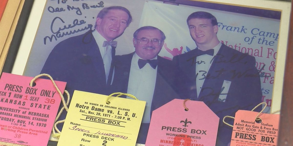Sports writer Billy Reed donates a career-spanning collection to Bellarmine University