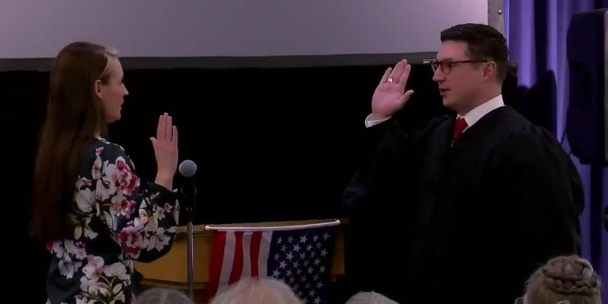 New Mayor of Charlestown sworn in with promise to restore trust