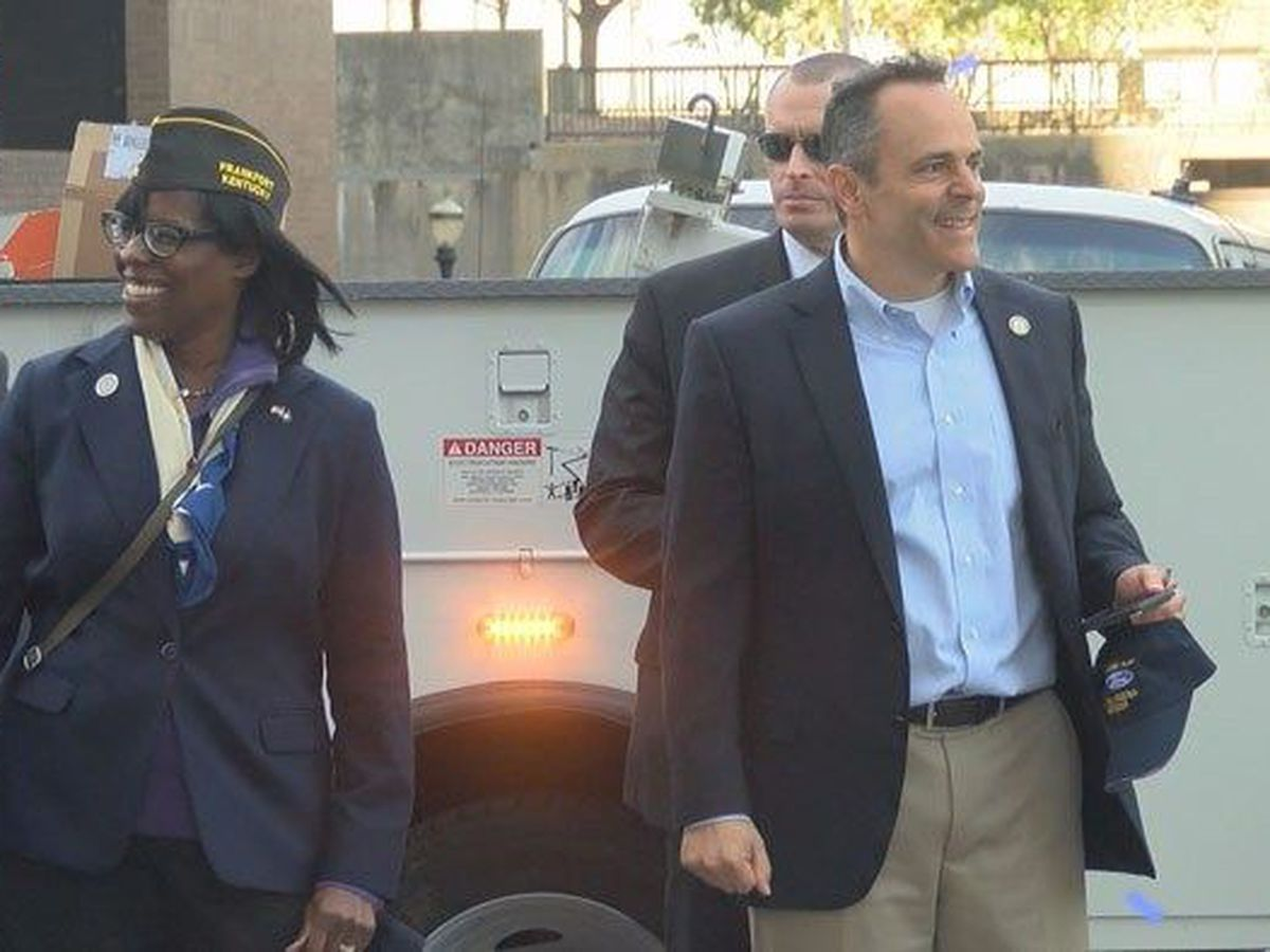 Lt. Gov. Jenean Hampton files lawsuit against Gov. Bevin over fired staffers