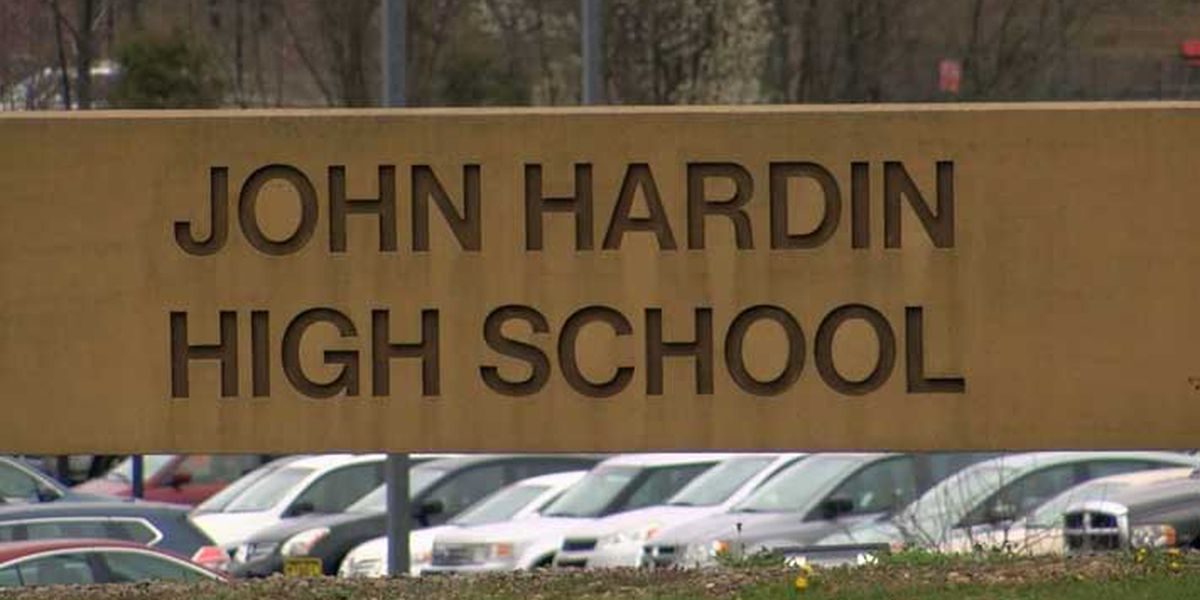 John Hardin classmates make homecoming game memory