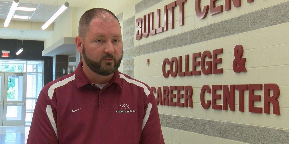 Bullitt Central High School principal suspended