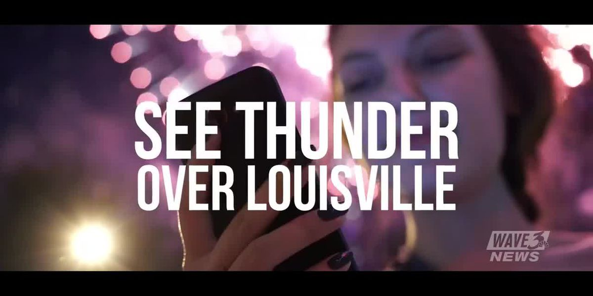 Preview: Watch Thunder Over Louisville this year on WAVE 3 News