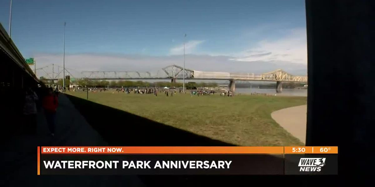 Waterfront Park's Great Lawn celebrates 20 years