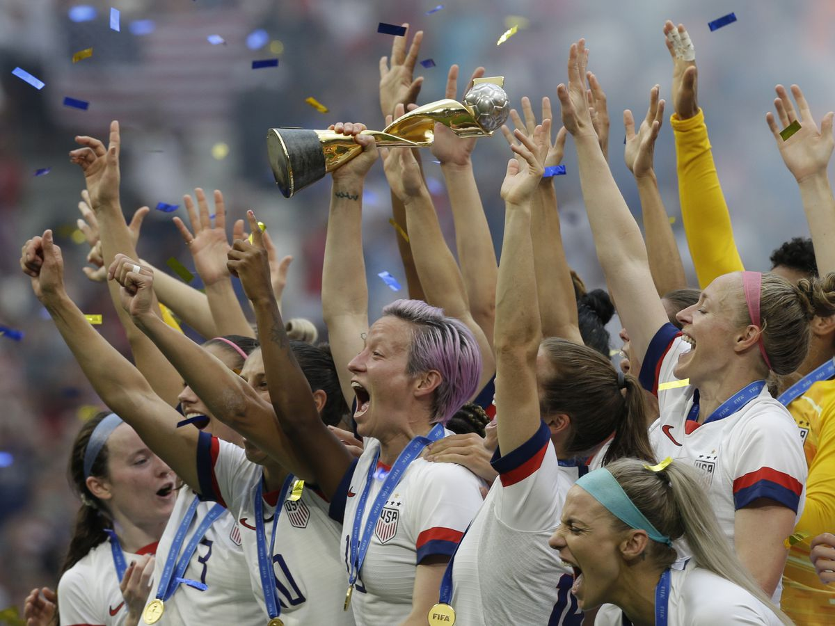 Secret brand deodorant donates $529,000 to US women's soccer to help close pay gap