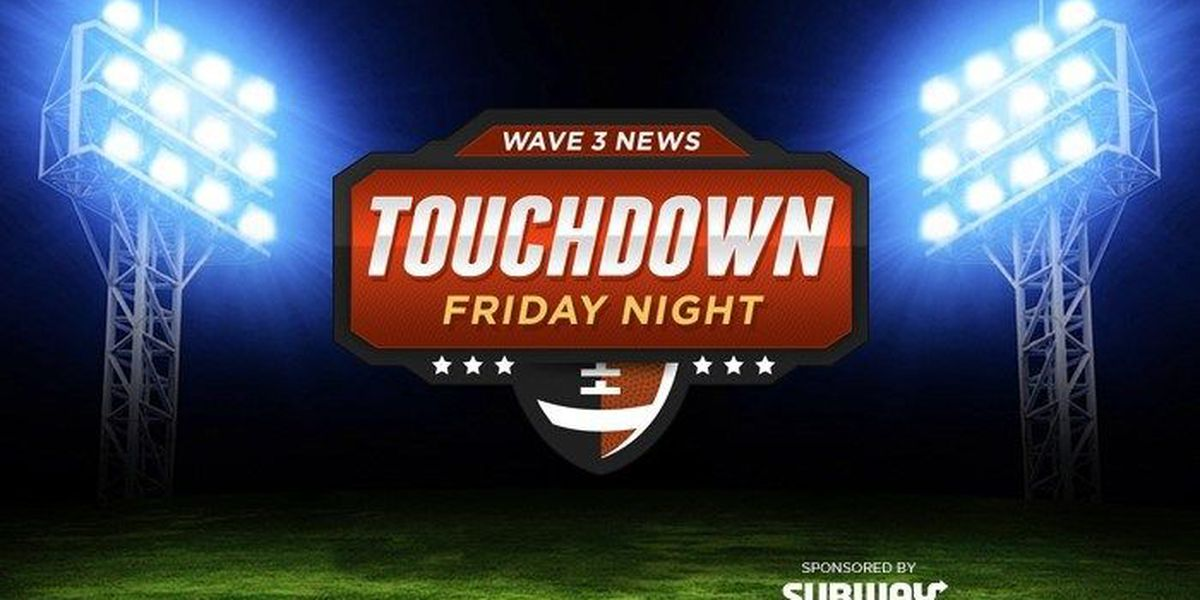 Touchdown Friday Night scores