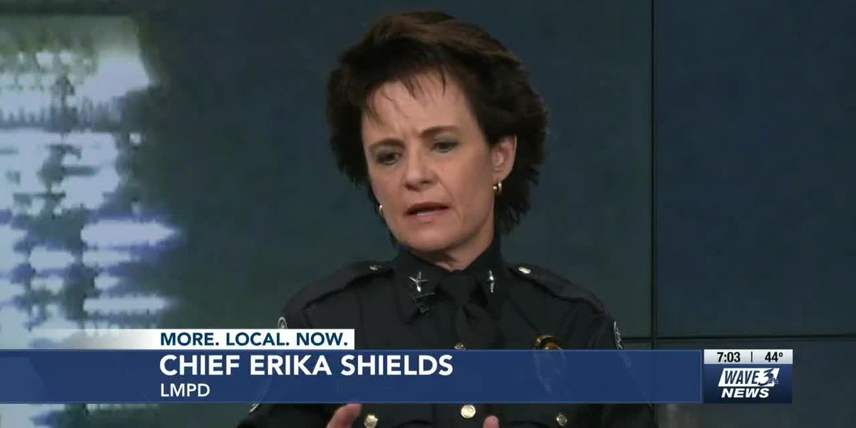 WAVE 3 News : Interview with LMPD Chief Erika Shields