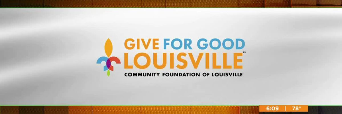 Give for Good Louisville starts Thursday