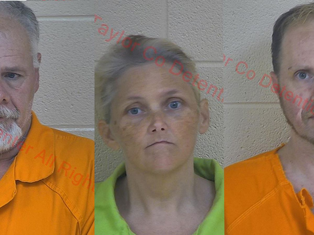 3 arrested on human trafficking charges in Green County