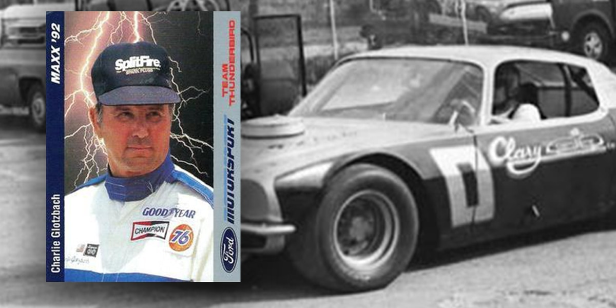 Charlie Glotzbach, Southern Indiana NASCAR racer, dies at 83