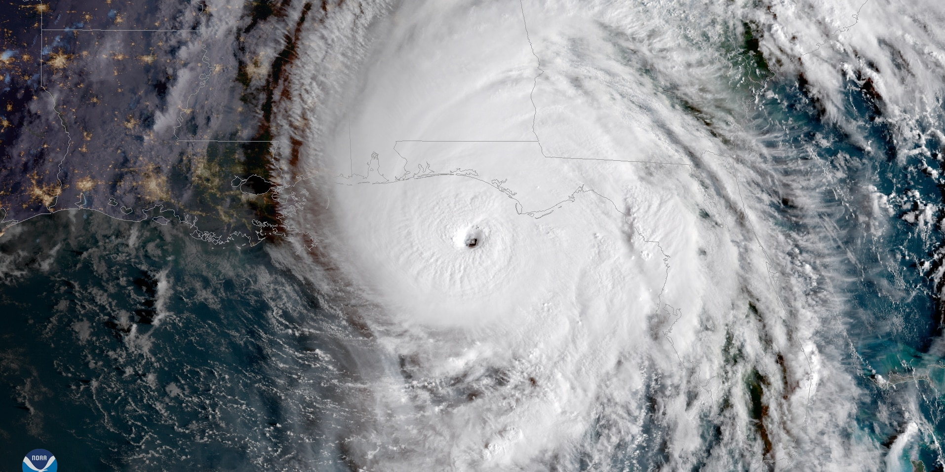 NOAA predicts a 'near normal' 2019 hurricane season for the Atlantic