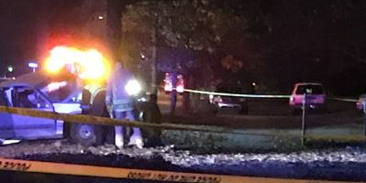 LMPD investigating fatal crash near Algonquin and South Louisville