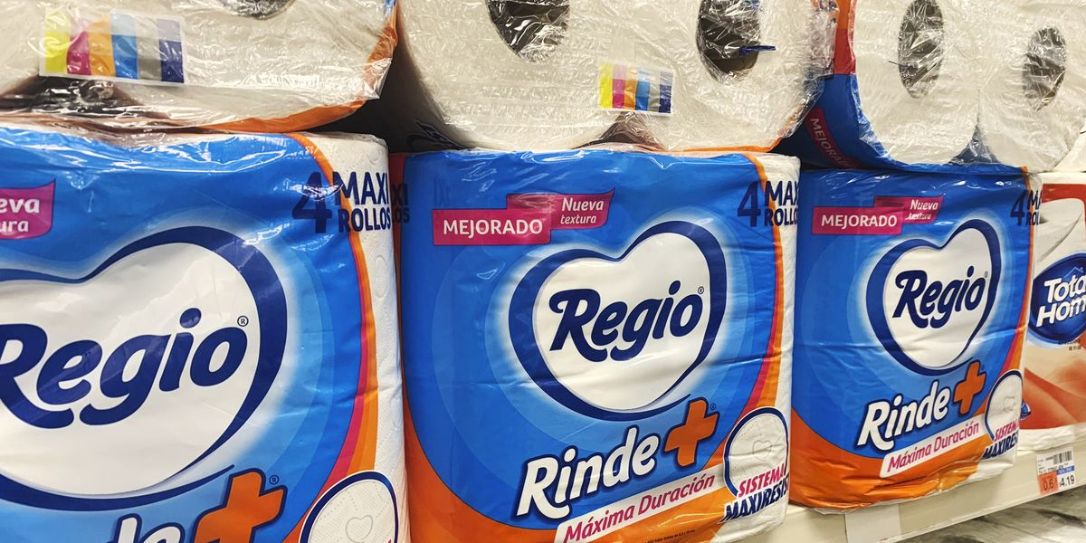 Virus brings Mexican toilet paper to US