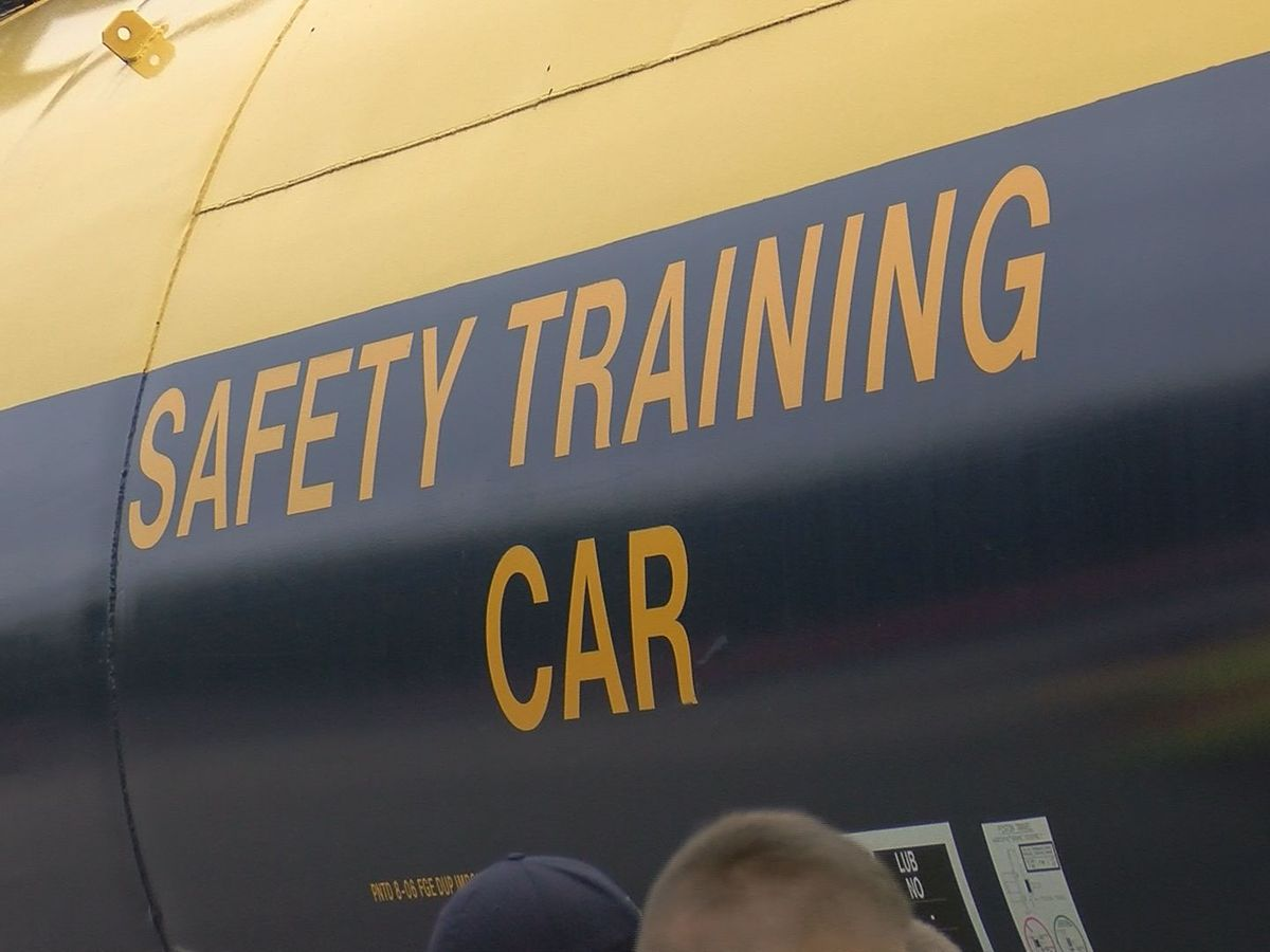 LIRC, CSX mark National Rail Safety Week in Sourthern Indiana