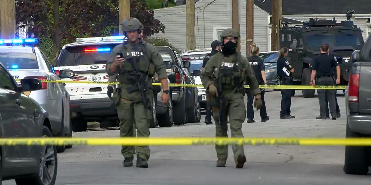 Arrests made after LMPD, SWAT called to incident in Wyandotte neighborhood