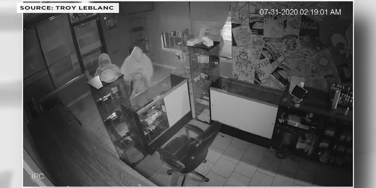 4 suspects sought in burglary at Derb E Cigs in Middletown