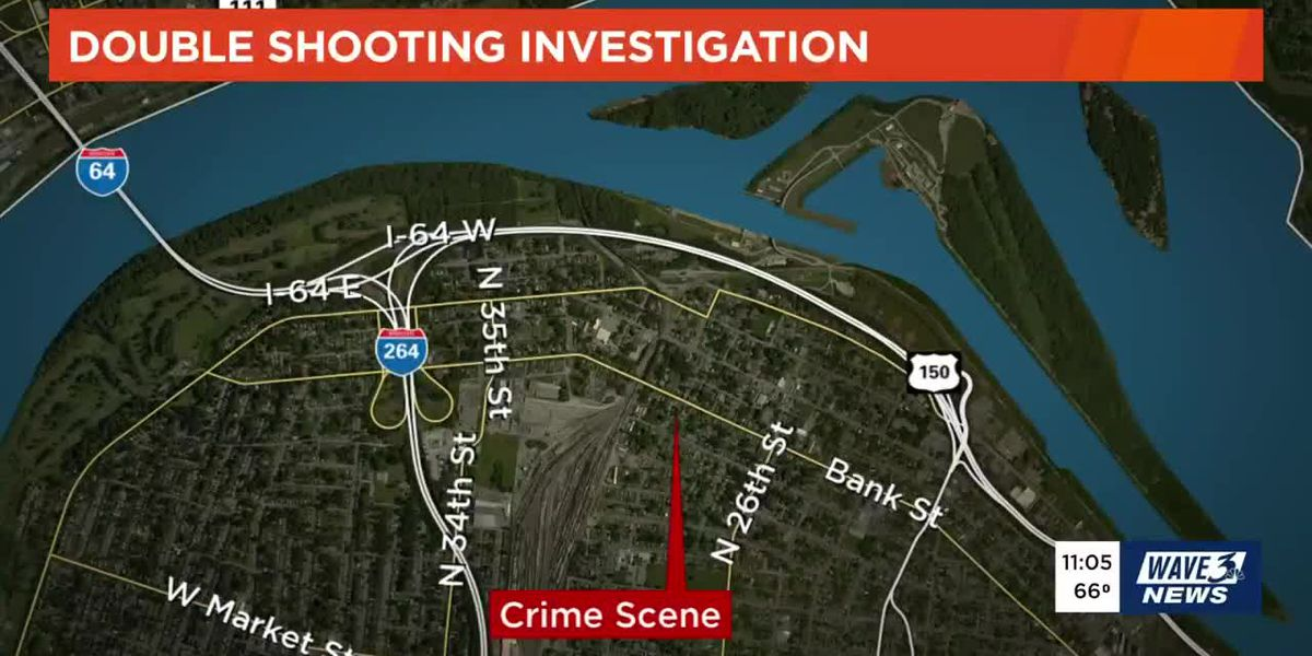 Two struck in Portland double shooting