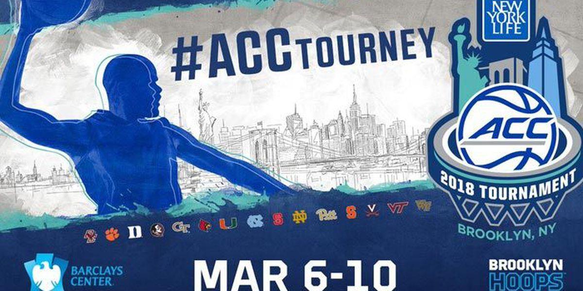 Program Alert: ACC Tournament causes TV schedule changes on WAVE 3 News