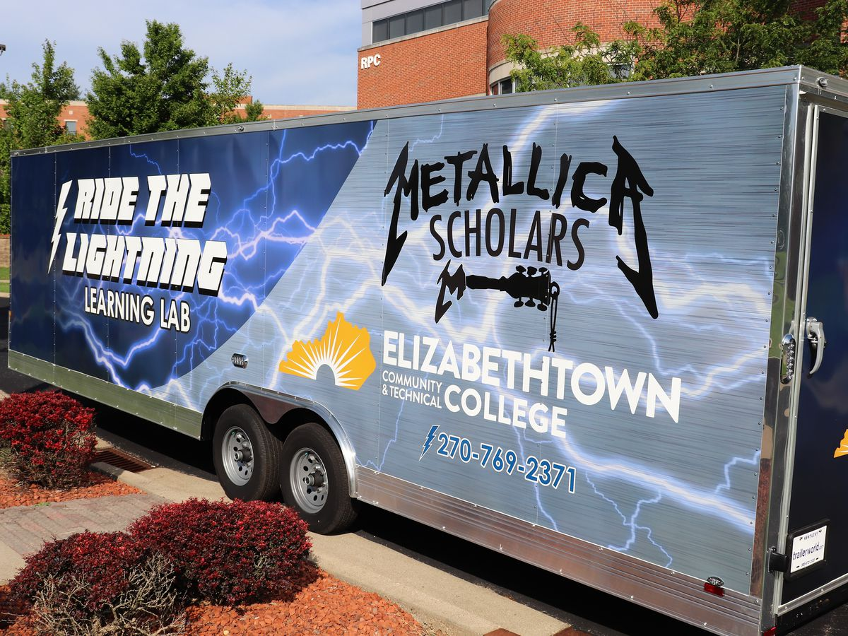 Local students to receive new learning lab and scholarships, thanks to Metallica