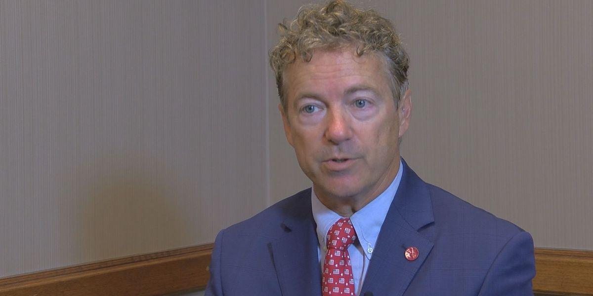 KY Sen. Rand Paul seeks to limit presidential emergency powers