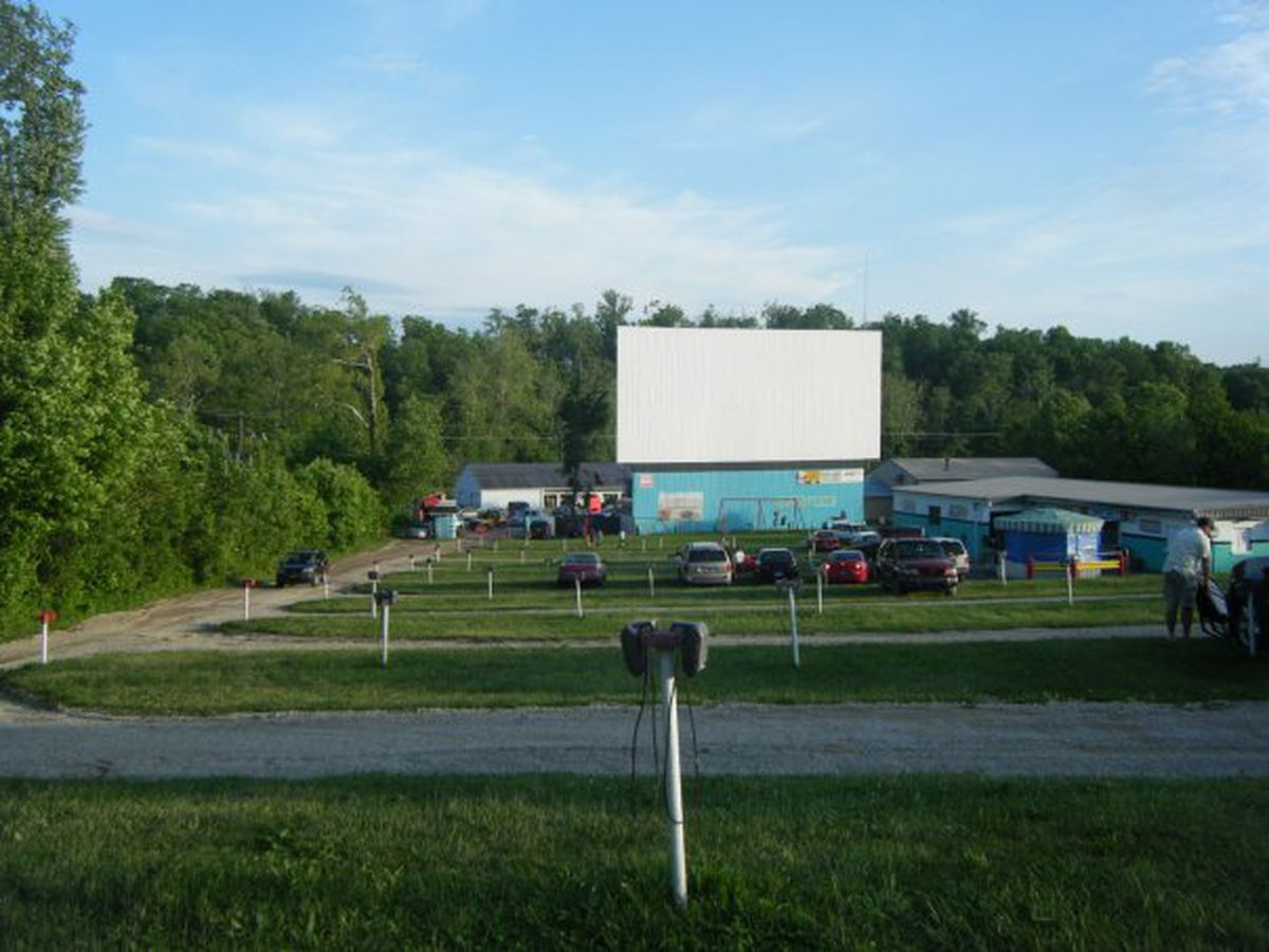 Georgetown Drive-In announces opening night with limited capacity