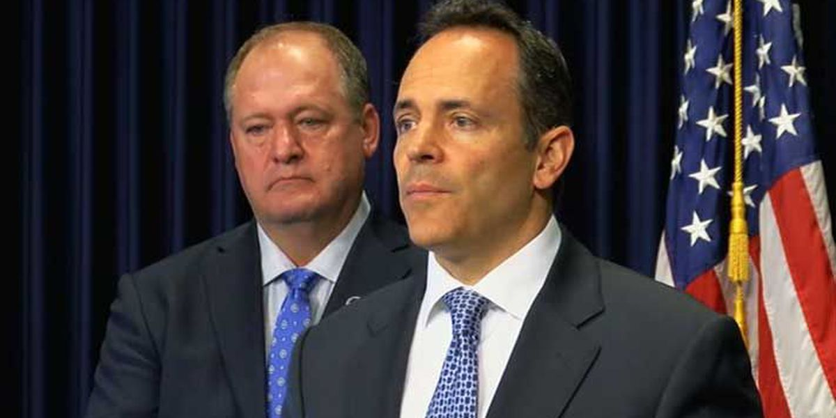 Bevin unveils plan to save public pension systems