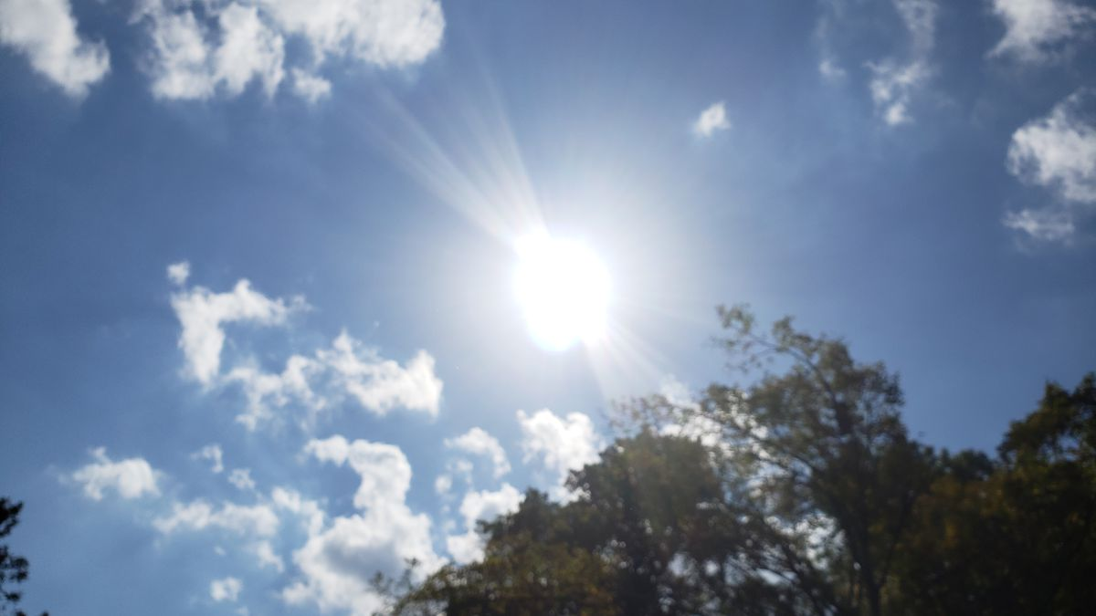 FORECAST: Bountiful sunshine, warmer temperatures to start the week
