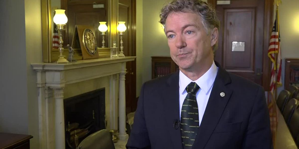 Jury awards Sen. Rand Paul upwards of $580,000 in civil suit against neighbor