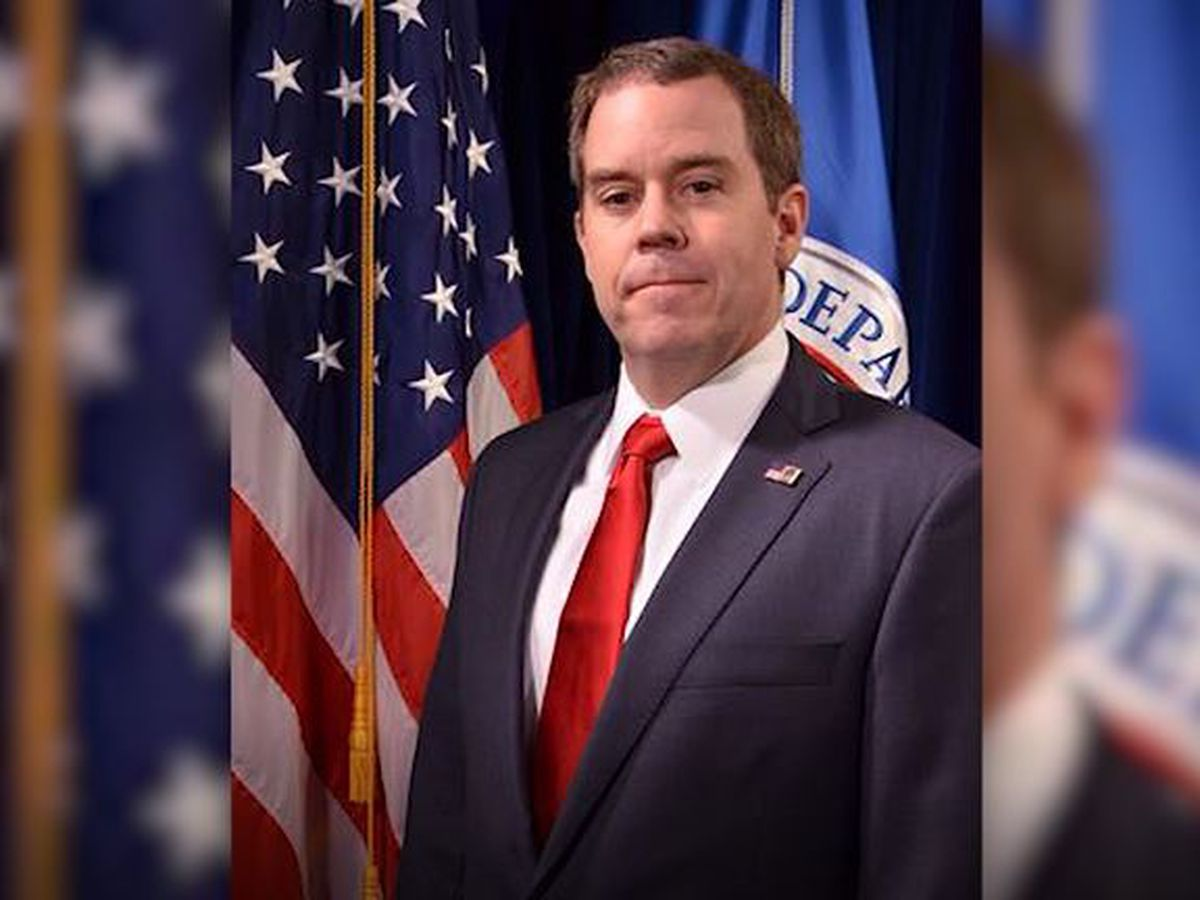 Trump picks former Alabama official to lead FEMA