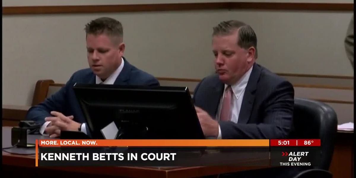 Judge rejects Kenneth Betts' plea deal