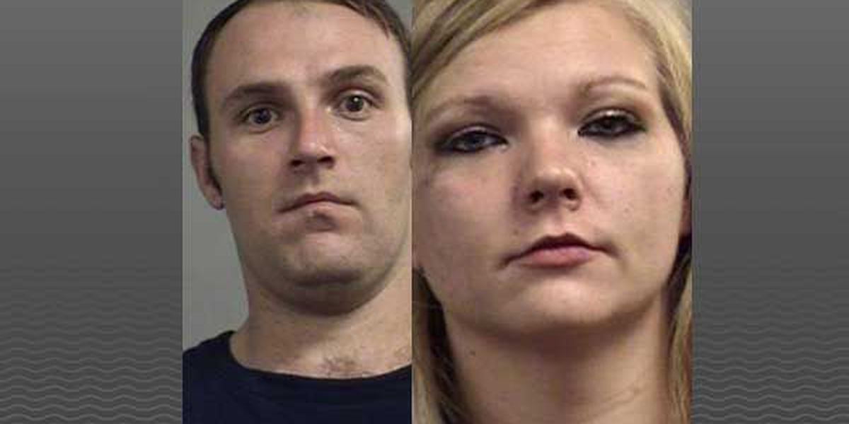Couple charged in jewelry robbery at Kohl's