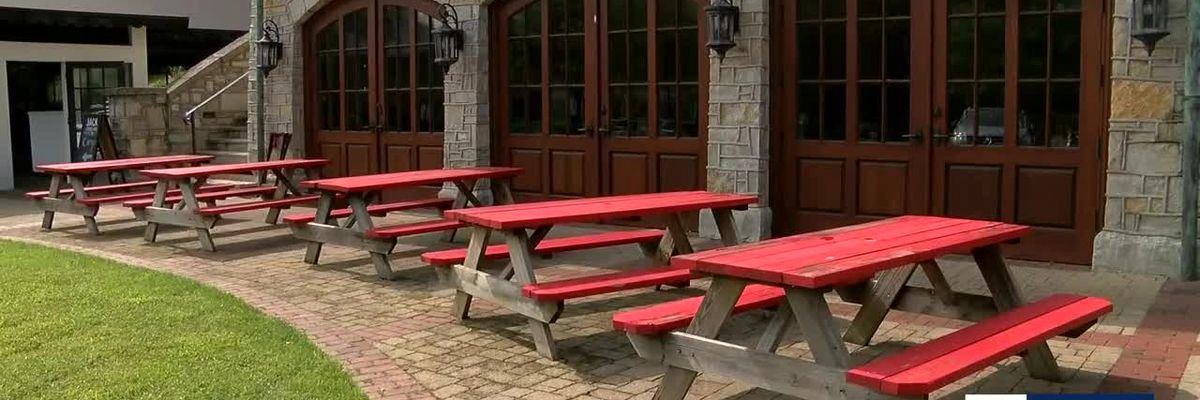 Restaurants bouncing back with outdoor seating concerned about short autumn, harsh winter