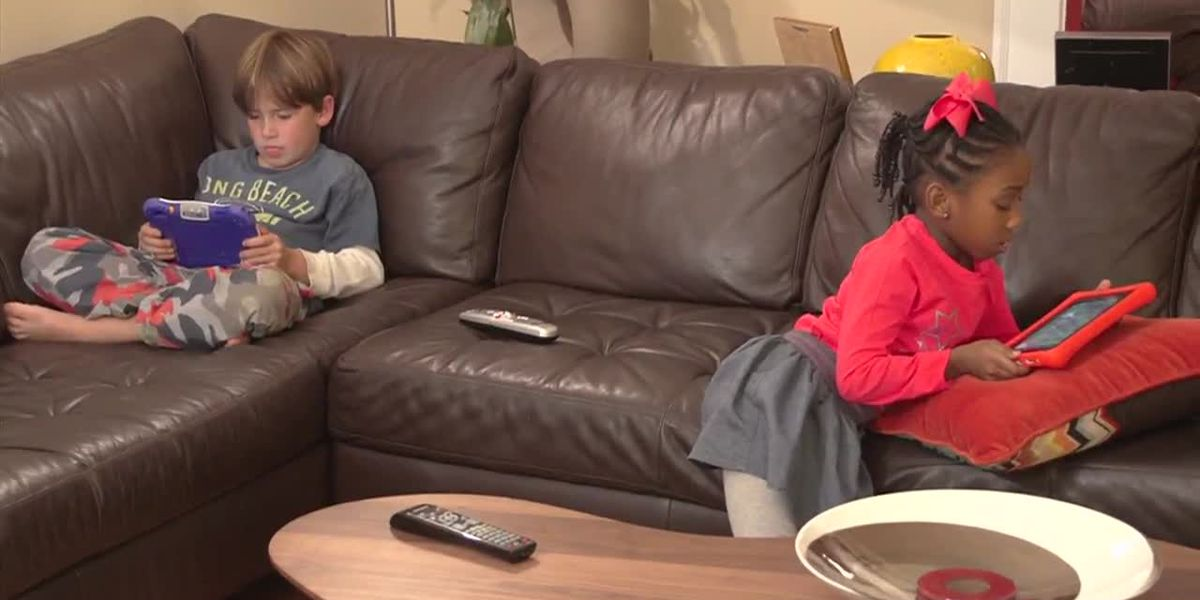 Screen time may not actually bad for children, study finds