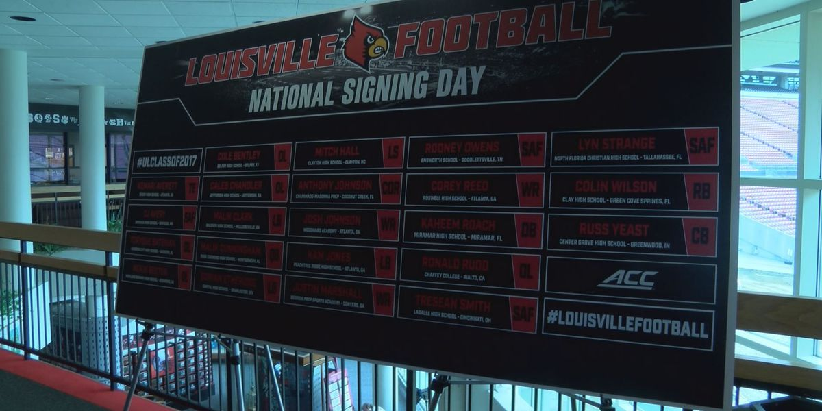 Cards add 22 on National Signing Day
